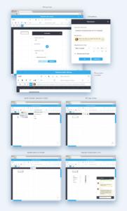 Dashboard Web
